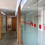 Office refurbishment London West End Office Glass partitions glazed walls suspended ceilings EC1,EC2,EC3,EC4,E1,WC1,WC2,W1,N1 and SE1