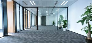 London West End Office Glass partitions Office refurbishment glazed walls suspended ceilings EC1,EC2,EC3,EC4,E1,WC1,WC2,W1,N1 and SE1