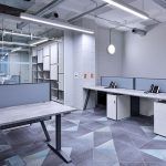 West London Office Refurbishment Fit Out Glass Partitions Commercial Contractors Suspended Ceilings Power Data Offices Lighting Flooring Solutions Engineered Wood