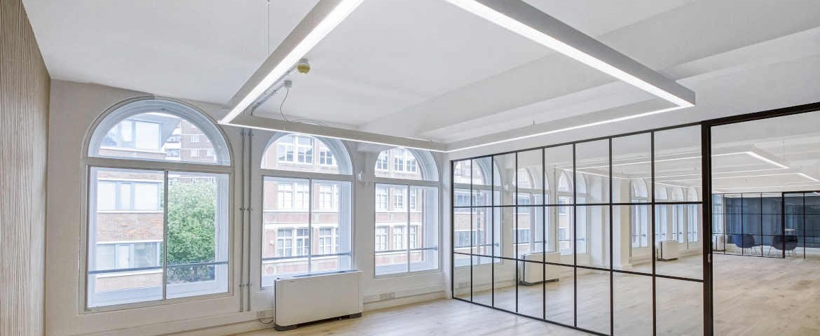 London Old Street Office refurbishment Fit Out West End EC1,EC2,EC3,EC4,E1,WC1,WC2,W1,N1 SE1 September- 5