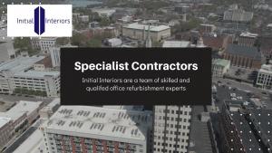 City of London Office Refurbishment Company Contractors Contracting Team Hatton Gardens Saffron Hill